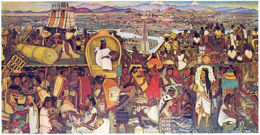 mercado tlatelolco